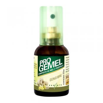 Progemel Spray Gengibre 30ml