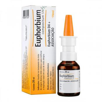 Euphorbium Compositum SN Spray Descongestionante Nasal 20mL