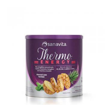 THERMO ENERGY® SABOR ABACAXI COM HORTELÃ - 300g
