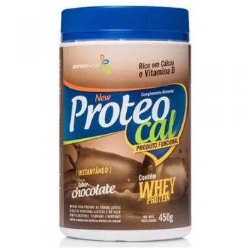 NEWPROTEOCAL CHOCOLATE 450G
