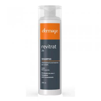 Shampoo Anticaspa Dermage Revitrat ZN - 200ml