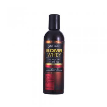 WHEY BOMB CREAM - SHAMPOO 240ML