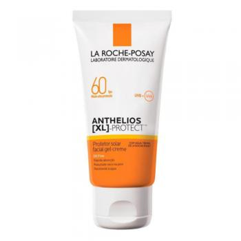 Protetor Solar Facial FPS60 Anthelios Xl Protect Gel Creme - 40g