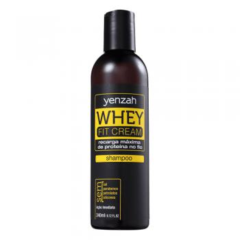 Power Whey Fit Cream - Shampoo 240ml