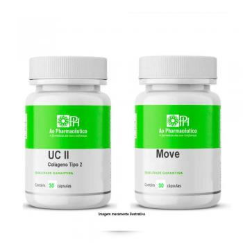Move 100mg 30 CAPS + UC II 40MG (COLÁGENO TIPO 2) 30 CAPS