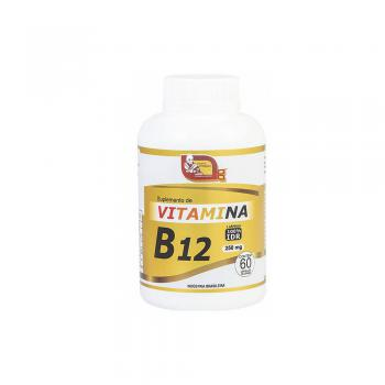 Vitamina B12 250mg 60 Caps