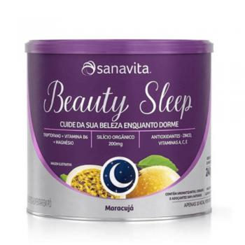 Beauty Sleep - Maracujá - Lata 240G