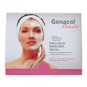 Máscara Facial Genacol Beauty Mask