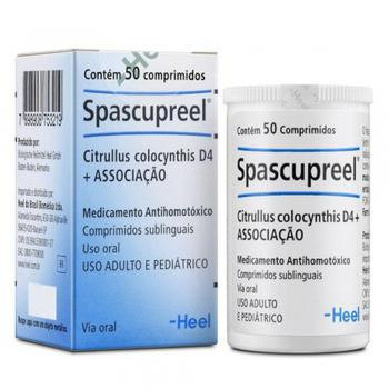 SPASCUPREEL T 50 COMPRIMIDOS
