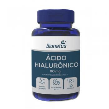Acido Hialuronico 80mg 30 capsulas