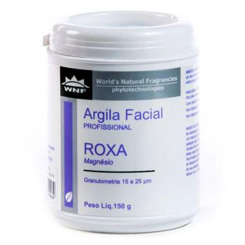Argila Roxa Natural 150g