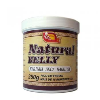 FARINHA SECA BARRIGA NATURAL BELLY 250G